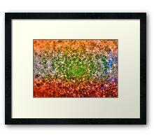 Jungled Framed Print