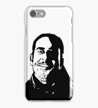 Negan Fanart- Comic Style Ver. iPhone Case/Skin
