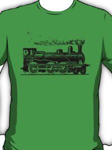 Vintage European Train  T-Shirt