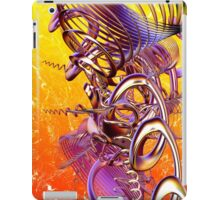 They Digest Pure Sunlight! iPad Case/Skin