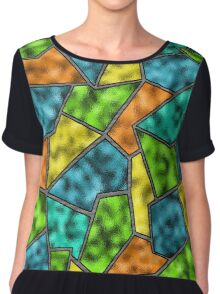 Window 4 Chiffon Top