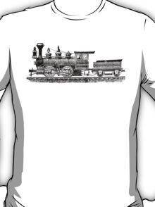 Vintage European Train A2 T-Shirt