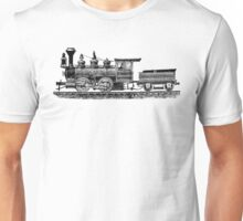Vintage European Train A2 Unisex T-Shirt