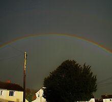 Storm over Horton by lezvee