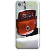 Ford - Stop on red iPhone Case/Skin