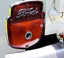 Ford - Stop on red by Norman Repacholi