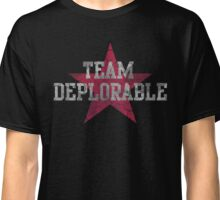 Team Deplorable  Classic T-Shirt