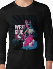 west side gory black Long Sleeve T-Shirt