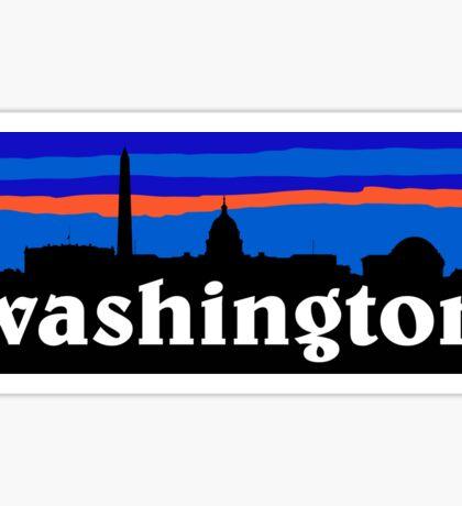 Washington, D.C. Sticker