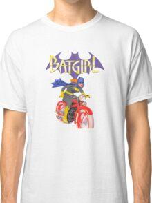 Batgirl on Batbike Classic T-Shirt