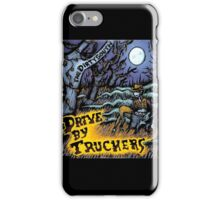 WILLIAMS02 Drive-By Truckers american band Tour 2016 iPhone Case/Skin
