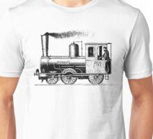Vintage European Train A7 Unisex T-Shirt