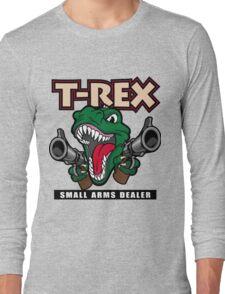 T-Rex Small Arms Dealer Long Sleeve T-Shirt