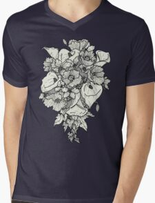 Collection #1 Mens V-Neck T-Shirt