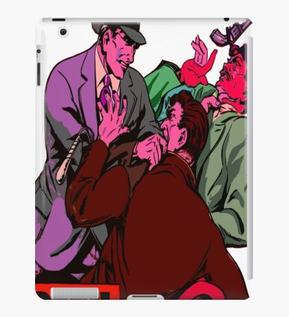 Peril Gangsters Graple  iPad Case/Skin