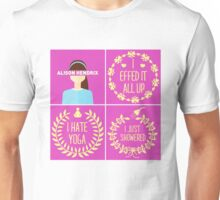 Orphan Black - Alison Hendrix Unisex T-Shirt