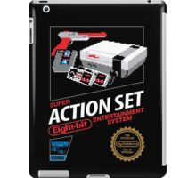 Super Action Set iPad Case/Skin