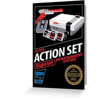 Super Action Set Greeting Card