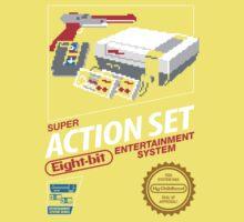 Super Action Set Kids Clothes