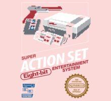 Super Action Set One Piece - Short Sleeve