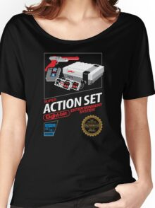 Super Action Set Women's Relaxed Fit T-Shirt