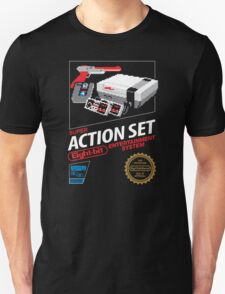 Super Action Set Unisex T-Shirt