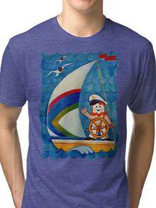 Set Sail  Tri-blend T-Shirt