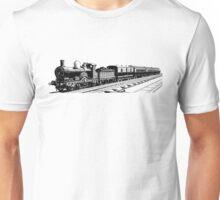 Vintage European Train A9 Unisex T-Shirt