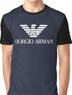 Giorgio Armani New Design Graphic T-Shirt