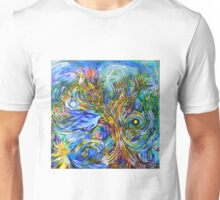 Who Knows Where the Time Goes Unisex T-Shirt