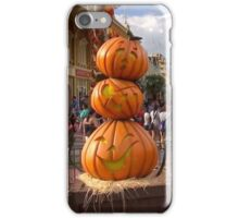 Not So Scary Halloween Party iPhone Case/Skin