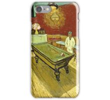 Vincent Van Gogh - Le Cafe De Nuit ( Night Cafe) 1888  iPhone Case/Skin