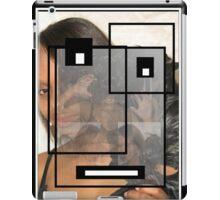 Tam Mask by Darryl Kravitz iPad Case/Skin