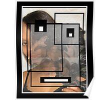 Tam Mask by Darryl Kravitz Poster