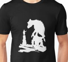 The Last - White Brush  Unisex T-Shirt
