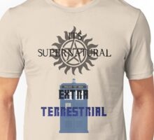 Its supernatural Dr who Unisex T-Shirt