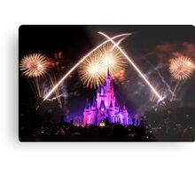 Wishes Metal Print