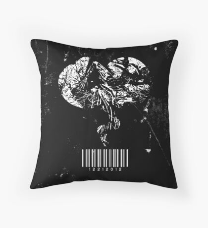 planned obsolescence Throw Pillow