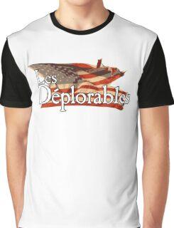 Les Deplorables Graphic T-Shirt