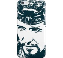 oh becket (white) iPhone Case/Skin