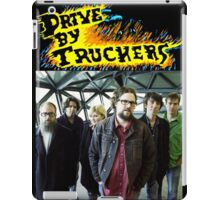 WILLIAMS04 Drive-By Truckers american band Tour 2016 iPad Case/Skin