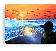 Pacific Bliss Canvas Print