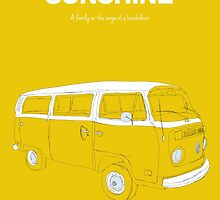 Little Miss Sunshine by Martin Lucas
