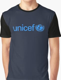 Unicef for Better Future Graphic T-Shirt