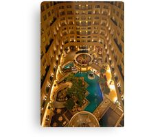 Grand Hyatt, Washington DC Metal Print
