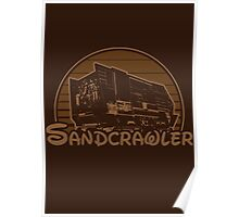 Sandcrawler Poster