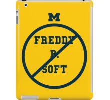 No Freddy P. Soft Alternate  iPad Case/Skin