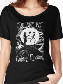 You Are My Happy Ending T-Shirt Women's Relaxed Fit T-Shirt