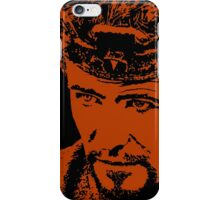 oh becket (black) iPhone Case/Skin