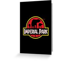 Imperial Park Greeting Card